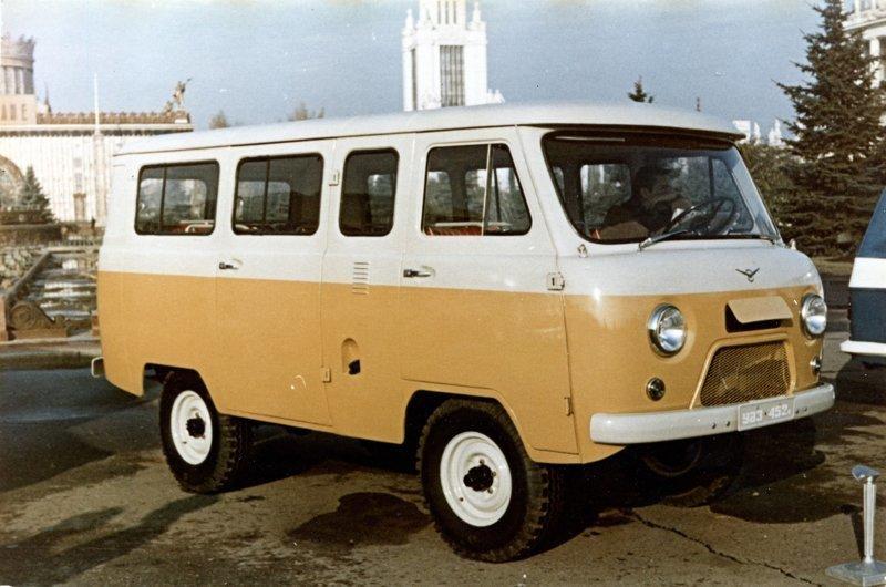 ЭТО НЕ БУХАНКА, А ТАБЛЕТКА УАЗ-450, авто, интересное, юмор