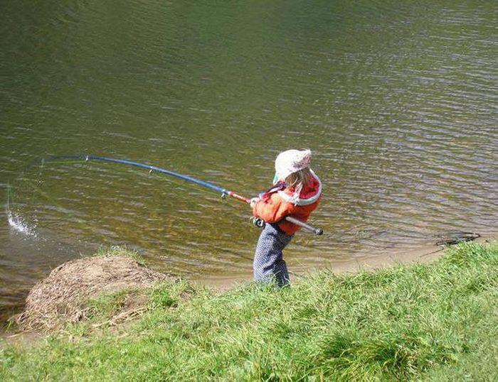 смешные фотографии о рыбалке