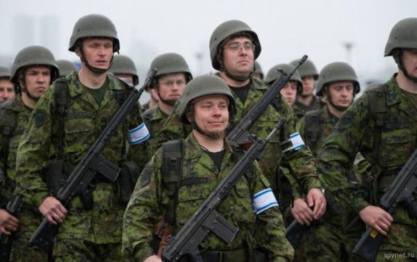 Премьер Эстонии призвал резе…