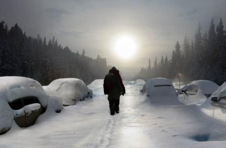 Автомобиль заглох в 'чистом поле'. Что делать, чтобы не замерзнуть?