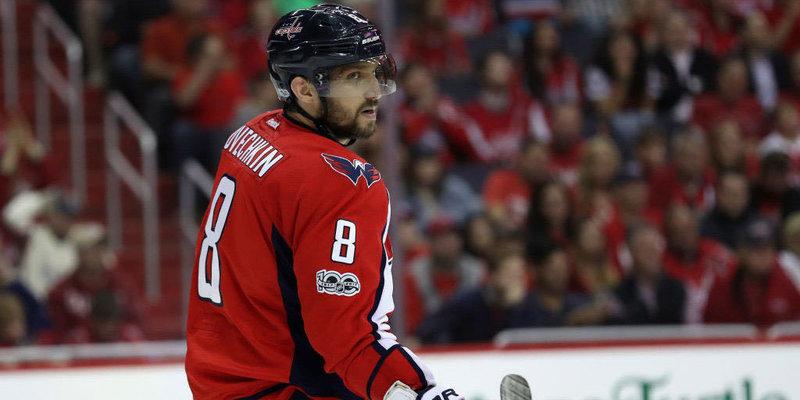 Свитеры Овечкина и Тарасенко – в десятке самых продаваемых в НХЛ