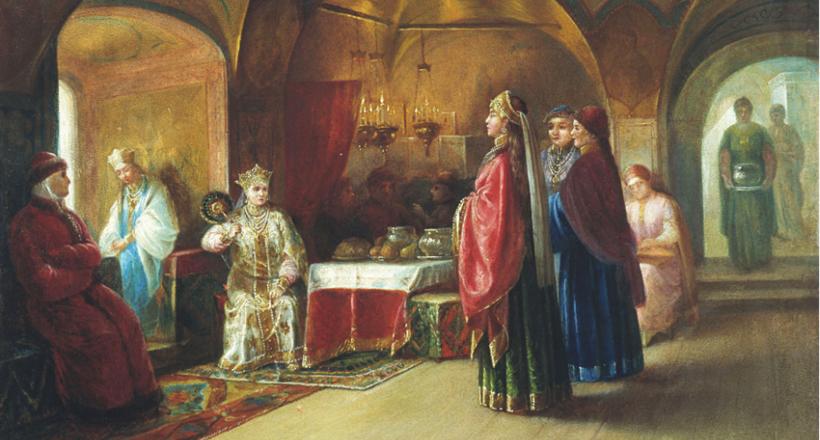 Каково быть русской царицей: насколько непростой была жизнь избранницы царя