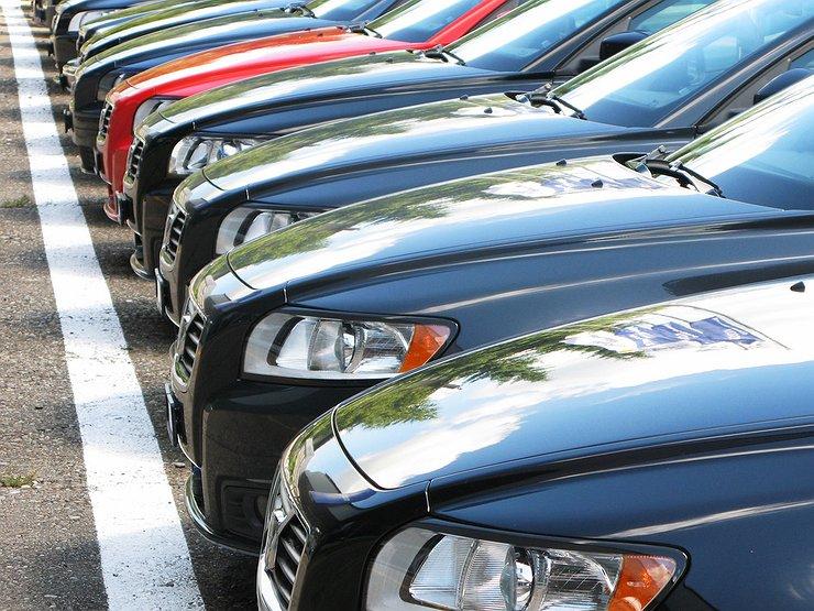 В России увеличился спрос на подержанные автомобили