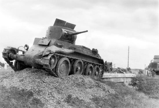 Сорок первый для одной танковой дивизии
