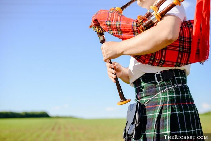 2. Убить шотландца - законно великобритания, интересно, познавательно, факты