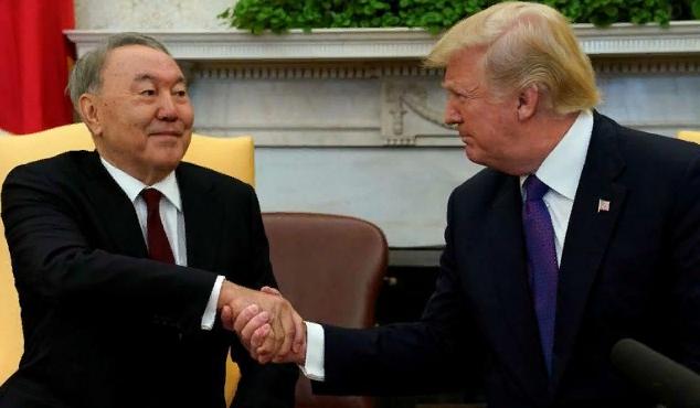 СМИ: Казахстан согласился на размещение военных баз США на своей территории