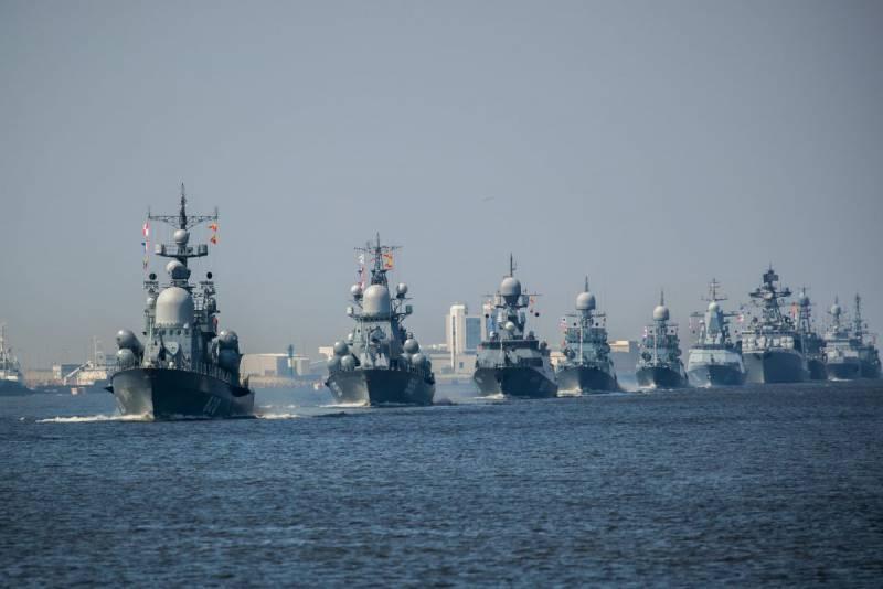 Лёгкие силы ВМФ. Их значение, задачи и корабельный состав