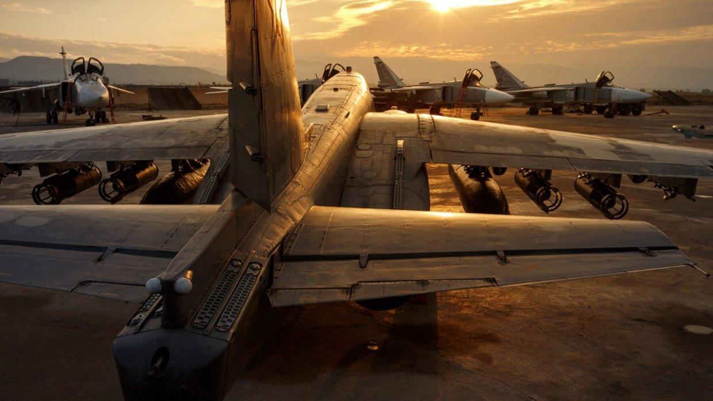Сирия: сирийские ВВС перебаз…