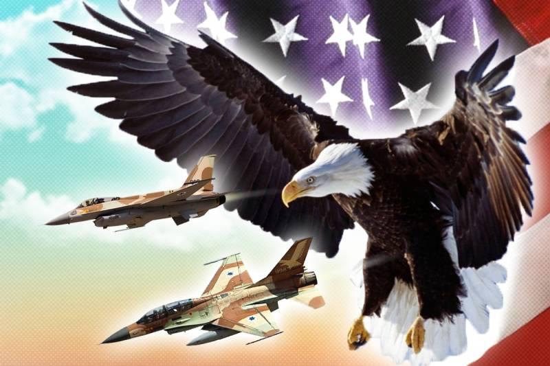 Удар по Сирии: США воюют израильскими руками?