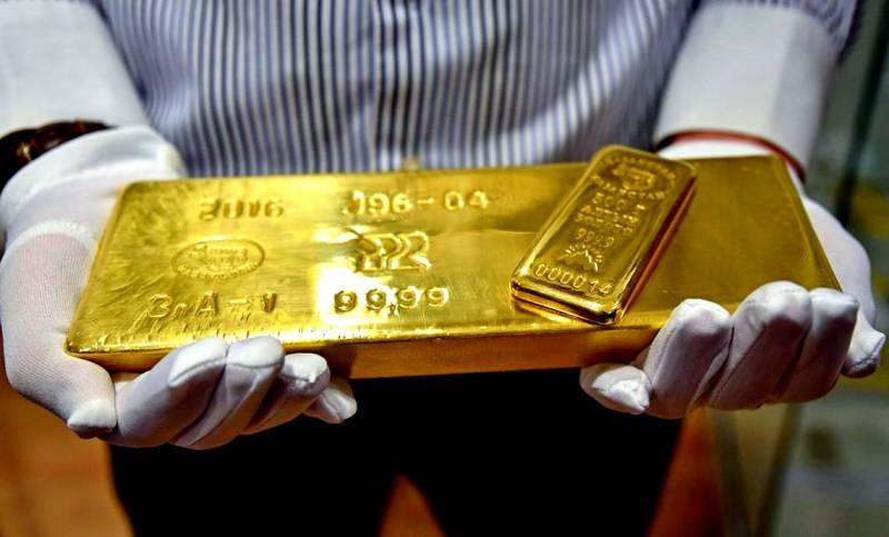 Мир послал четкий сигнал ФРС США и начал забирать свое золото