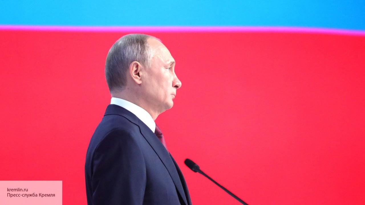 Путин назвал сроки появления в составе ВМФ подлодки-носителя беспилотника «Посейдон»