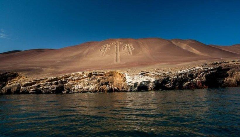 Загадка Канделябра Паракаса — 130-метрового геоглифа, непонятно как и зачем созданного