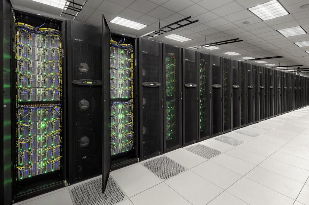 Россия создает суперкомпьютер для разработки нового сверхоружия