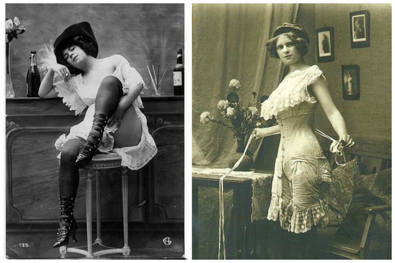 Девушки, в отличие от других женщин, могли приобрести недвижимость и часто становились первыми клиентами банков, берущими кредиты и покупающими землю девушки, дикий запад, интересное, салун, старые фото