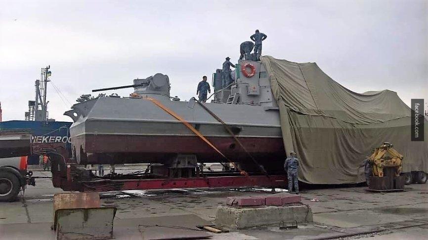 Конструктор украинских бронекатеров рассказал об отсутствии ракет