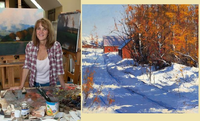 Ромона Янквист (Romona Youngquist) - американская художница.