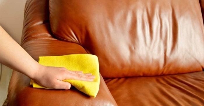 Как очистить кожу подручными средствами