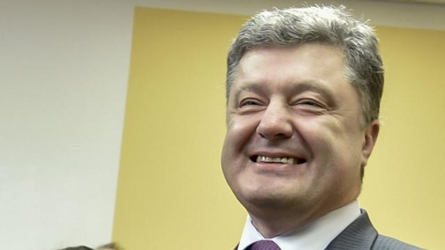 АТО повсюду: или о чем просят Порошенко граждане Украины
