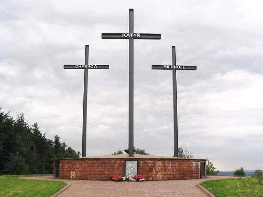 Катынь и Медное — ложь о «расстрелянных НКВД» поляках всё более очевидна