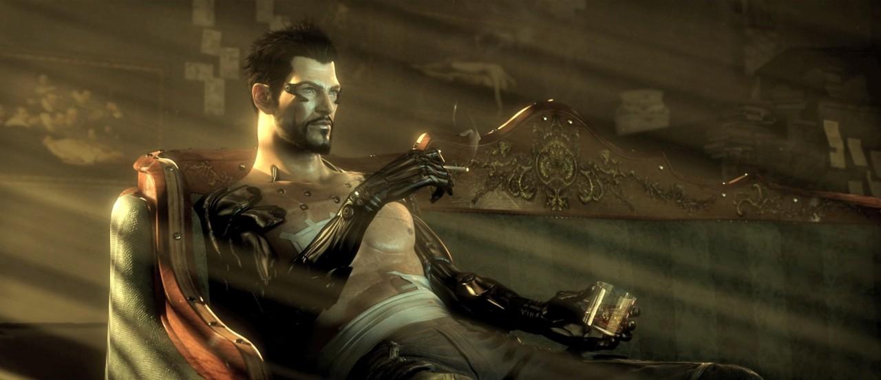 Создатели Deus Ex: Human Rev…