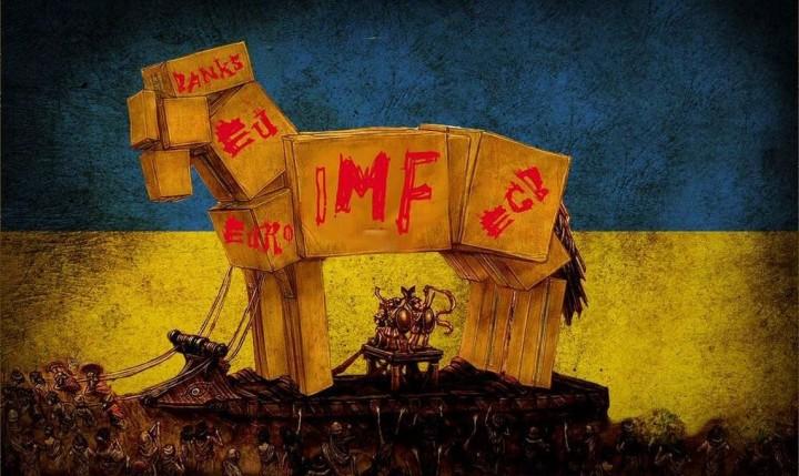 Соратник Порошенко заявил о 25 годах оккупации Украины МФВ