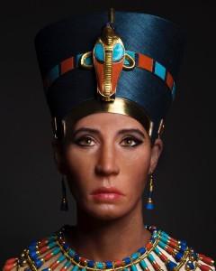 Нефертити принадлежит к белой расе!