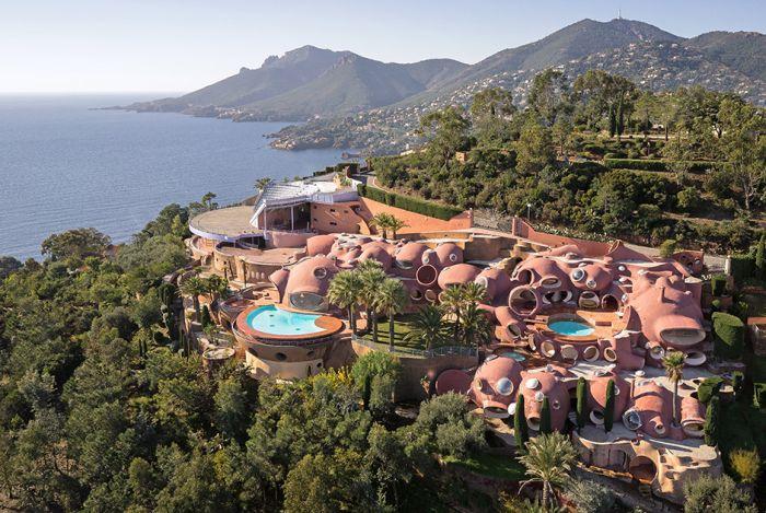 «Дворец пузырей» - самый дорогой в мире дом стоимостью 456 миллионов долларов