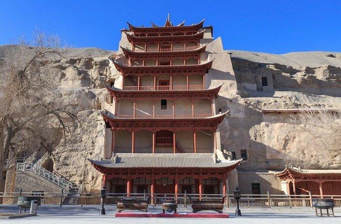 Китайские пещеры Могао