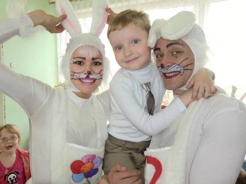 """Неожиданное продолжение новогодней сказки """"Как зайцы Новый год спасали"""""""