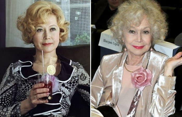 Светлане Немоляевой – 81 год: 7 малоизвестных фактов о знаменитой актрисе
