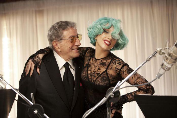 «The Lady is a Tramp: великолепный дуэт Тони Беннетта и Леди Гага