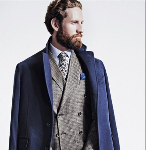 Мужчины выбирают одежду разумом
