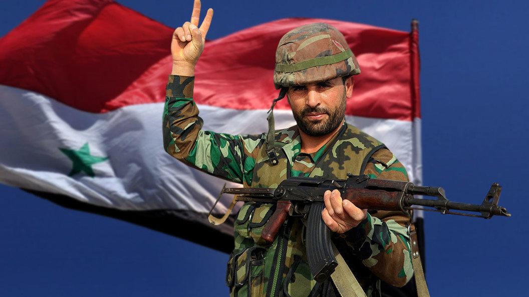 """США клацают зубами, но Сирия продолжает отбирать """"свои пяди и крохи"""" у бандитов"""