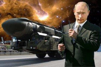 """Трясясь в страхе перед Путиным, Запад успокаивает себя:""""Он скоро сдастся!"""""""