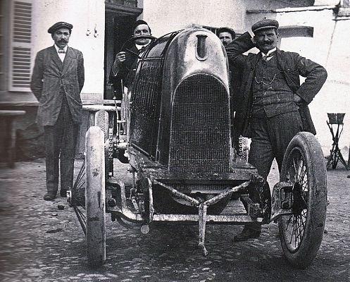 28,5-литровый двигатель оживили после вековой «спячки»