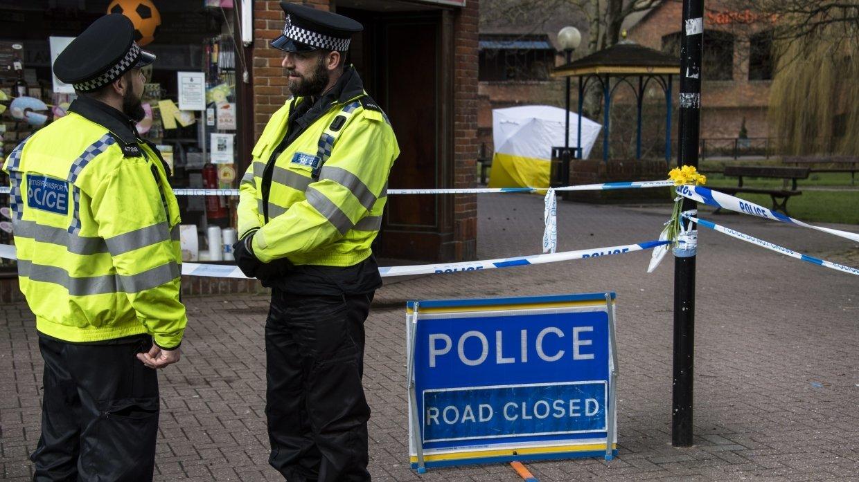 Скотланд-Ярд отказался комментировать сообщения СМИ о подозреваемых в «деле Скрипаля»