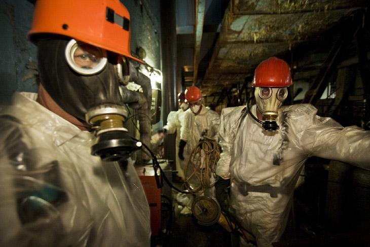 Длинные тени Чернобыля: неопубликованные фотографии