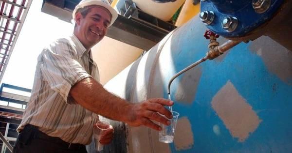 Добыча воды из воздуха в Израиле