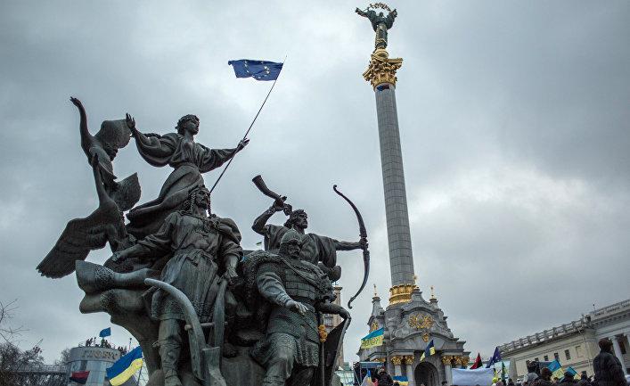 "Украина взвыла как ""побитая …"