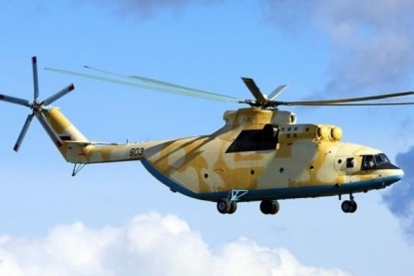 «Это будет мощная машина»: что известно о российско-китайском вертолете