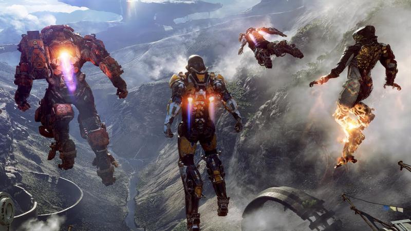 BioWare привезет геймплейную…