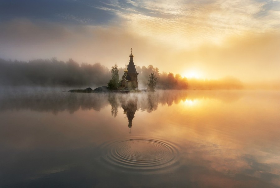Самые красивые пейзажи России