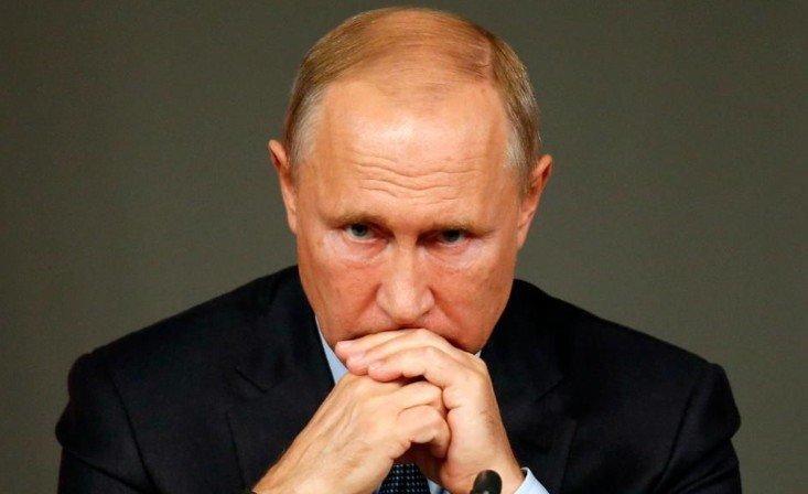 Путин не унывает