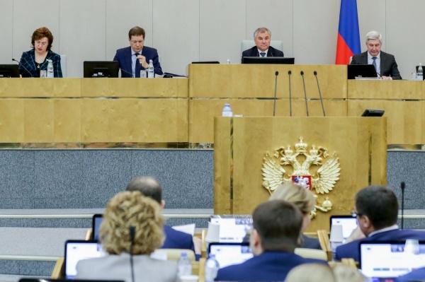 Государственная дума, Госдума(2019) Фото: duma.gov.ru