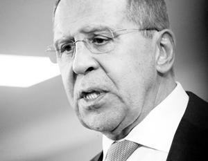 Лавров: Заявления об уничтож…