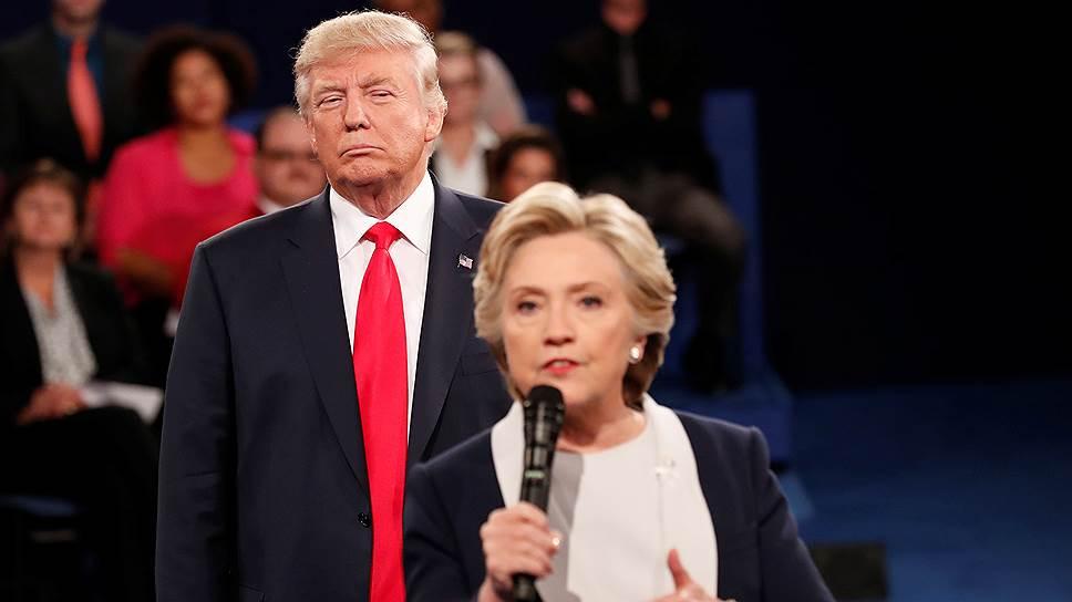 Сильный ход Трампа: «Клинтон…