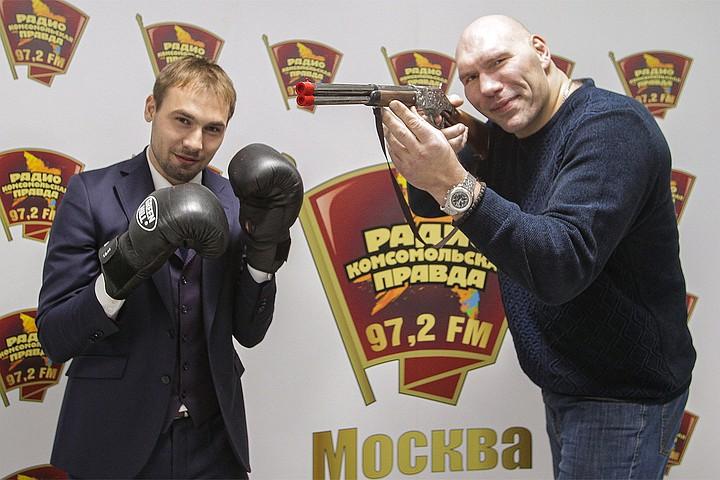 Биатлонист  Шипулин - боксеру Валуеву: В лучшие годы я зарабатывал на лыжне по 15 млн рублей в год