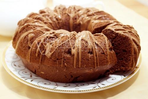 Шоколадный кекс «Изумительный»