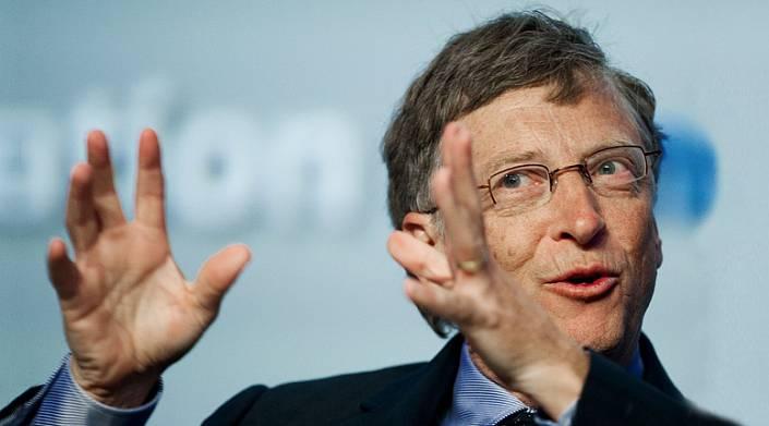 Билл Гейтс построит умный город посреди пустыни