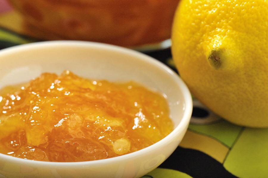 Очень вкусный лимонный конфитюр